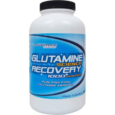 Glutamina Science Recovery 1Kg - Performance