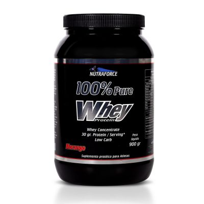 100% Pure Whey Protein 900gr - Nutraforce