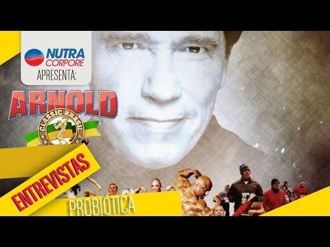 Arnold Classic Brasil 2014 – Parte 1 – Probiótica