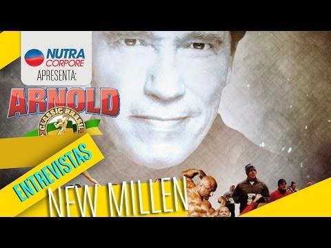 Arnold Classic Brasil 2014 – Parte 3 – New Millen