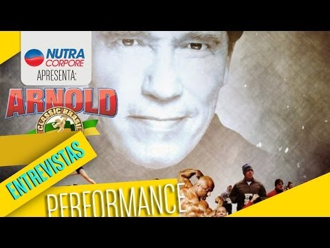 Arnold Classic Brasil 2014 – Parte 4 – Performance Nutrition