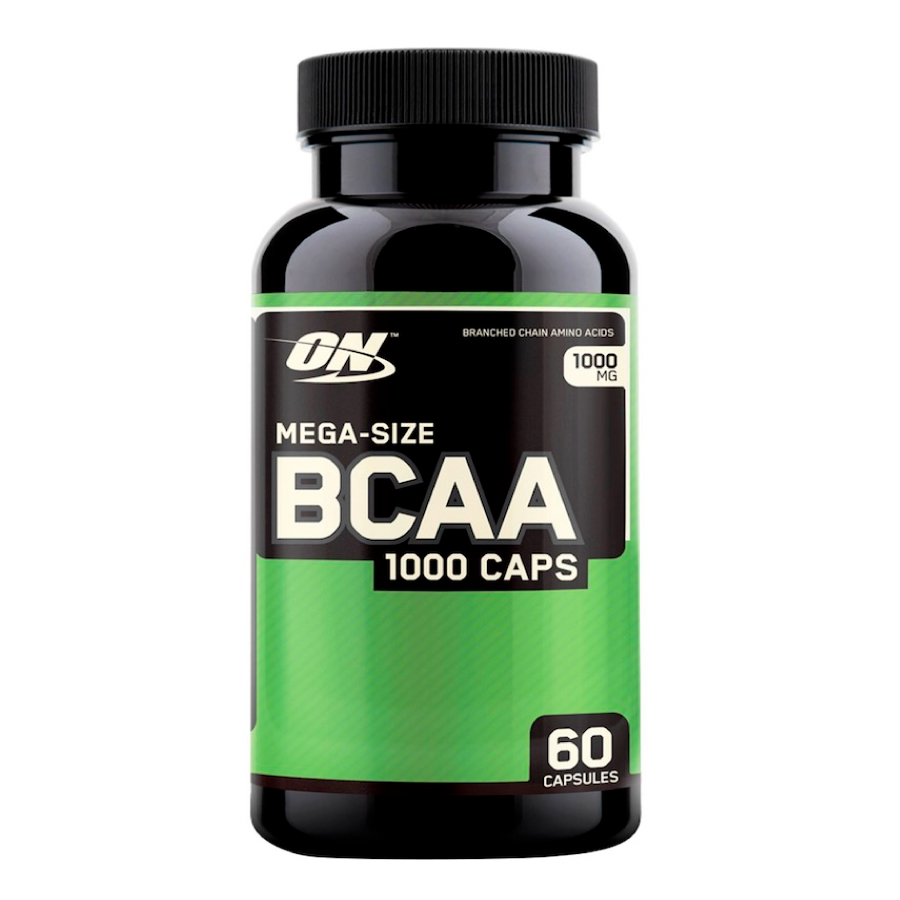 Bcaa 1000 60 cápsulas - Optimum Nutrition
