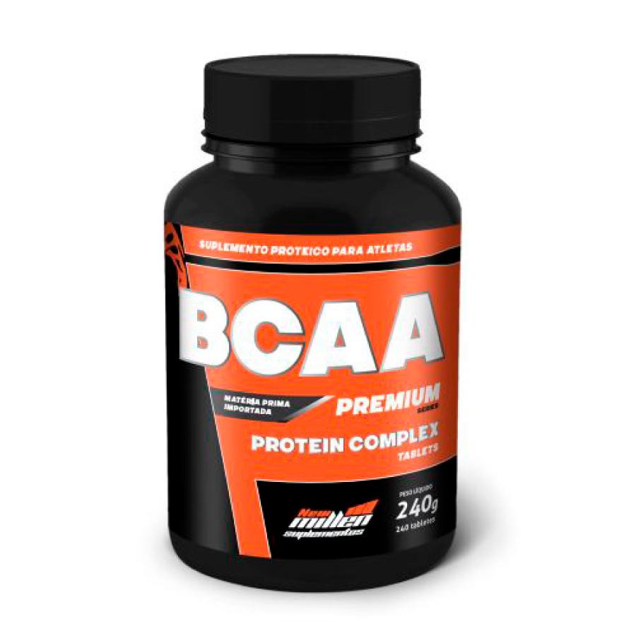 Bcaa Premium Protein Complex - 240 tabletes – New Millen
