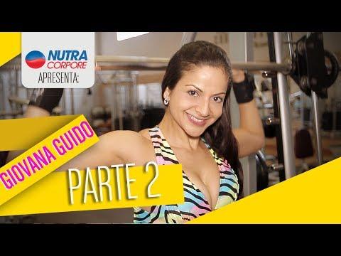 Preparação da Atleta Bikini Giovana Guido – Parte 2