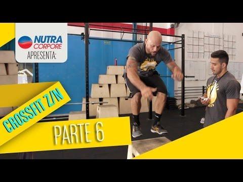 Treinamento De Crossfit – Parte 6 – Salto na Caixa e Arremesso de Bola