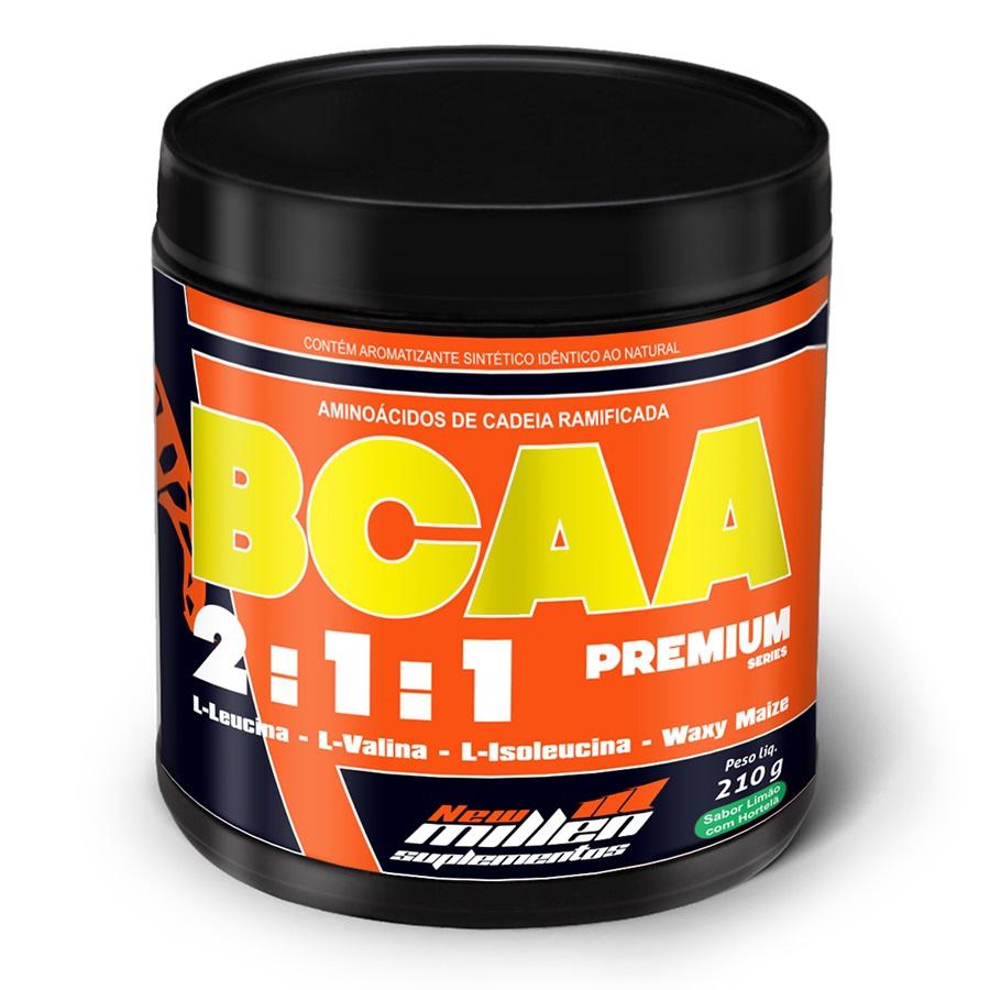 BCAA 2:1:1 Premium (210g) - New Millen