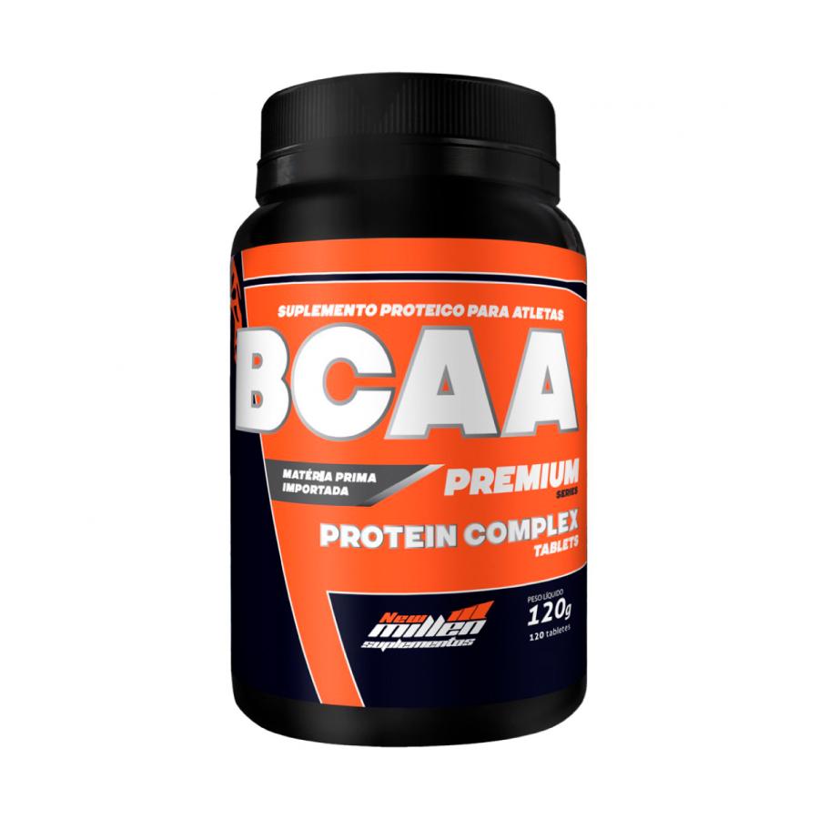 Bcaa Premium Protein Complex - 120 tabletes – New Millen