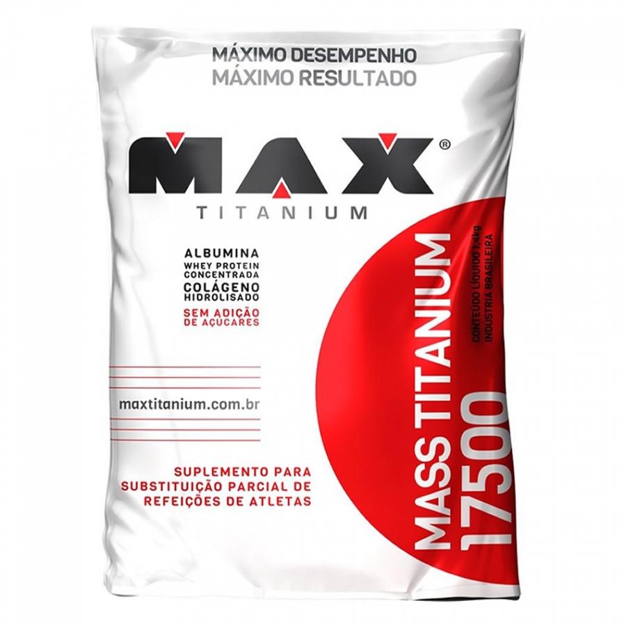 Mass Titanium 17500 (3000g) - Max Titanium