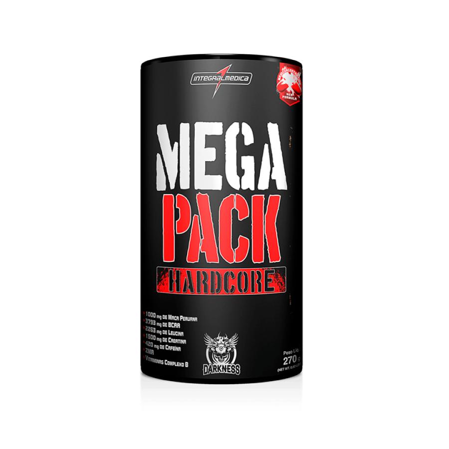 Mega Pack Harcore 30 Packs - Integralmédica