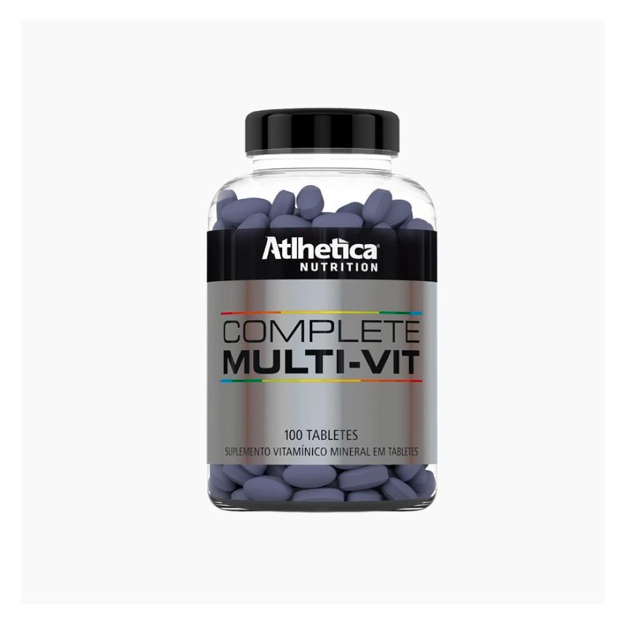 Complete Multi-Vit 100 tabletes - Atlhetica Nutrition