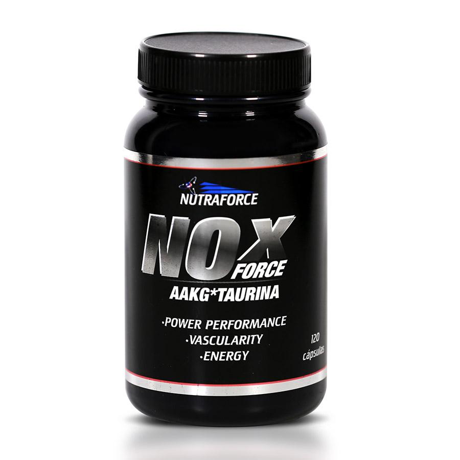 Nox Force (AAKG+Taurina) - Nutraforce