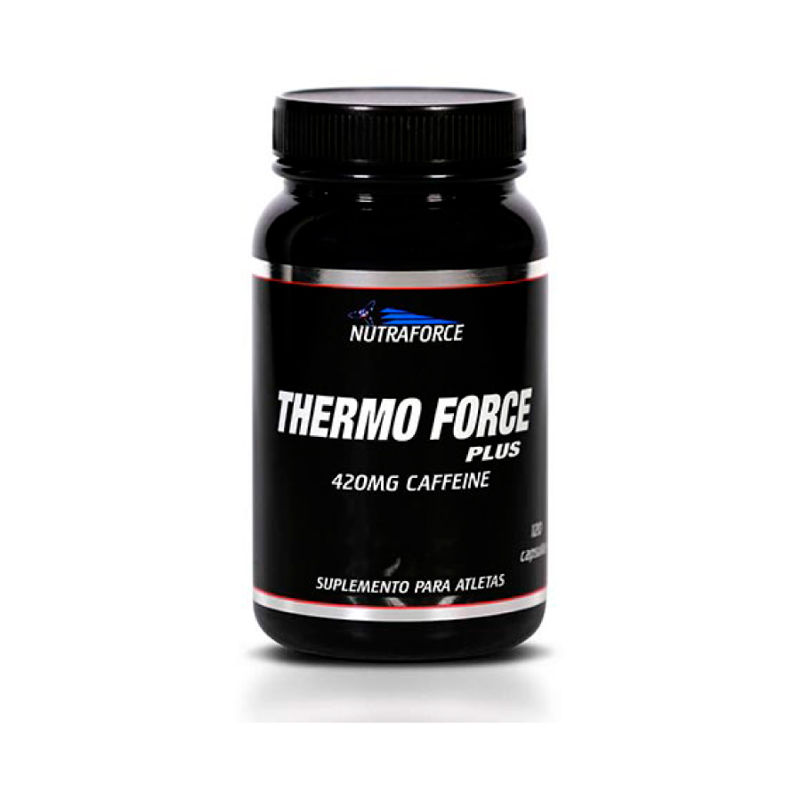 Thermo Force Plus 120 cápsulas - Nutraforce