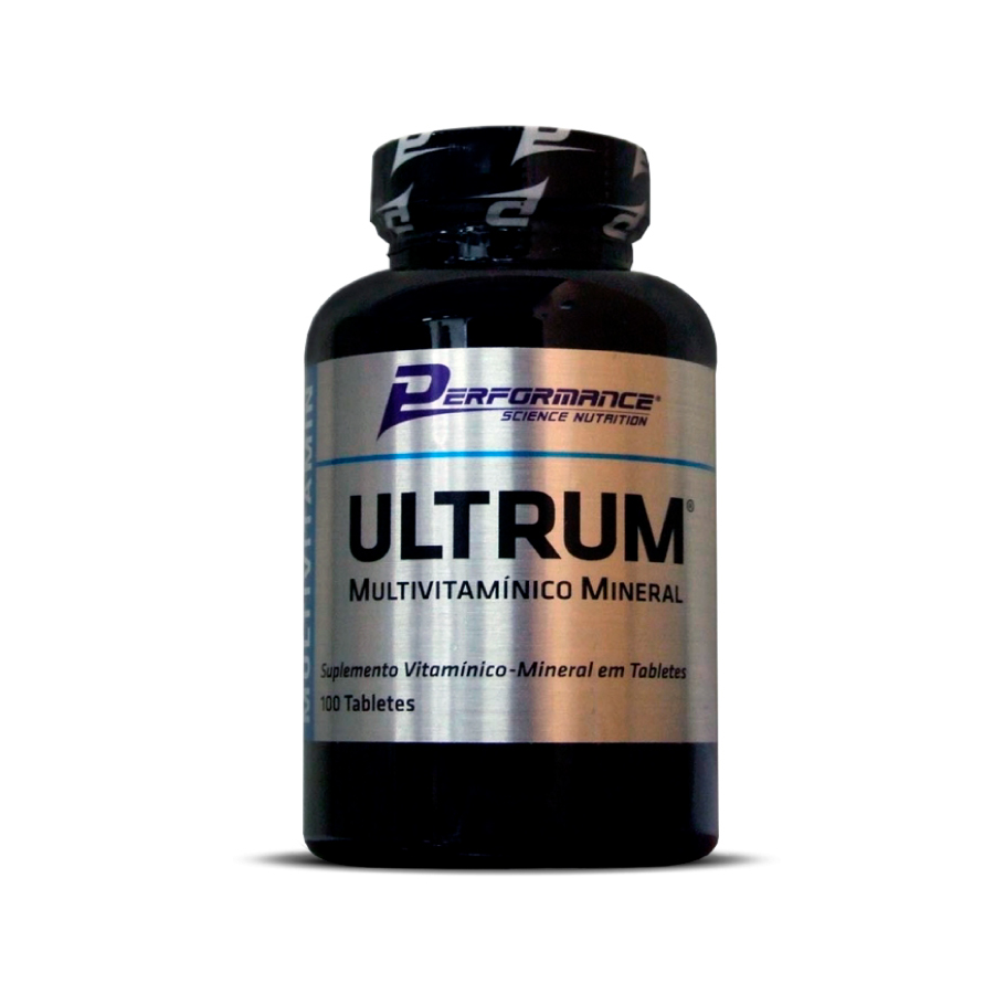 Ultrum Multivitamínico 100 tabletes - Performance Nutrition
