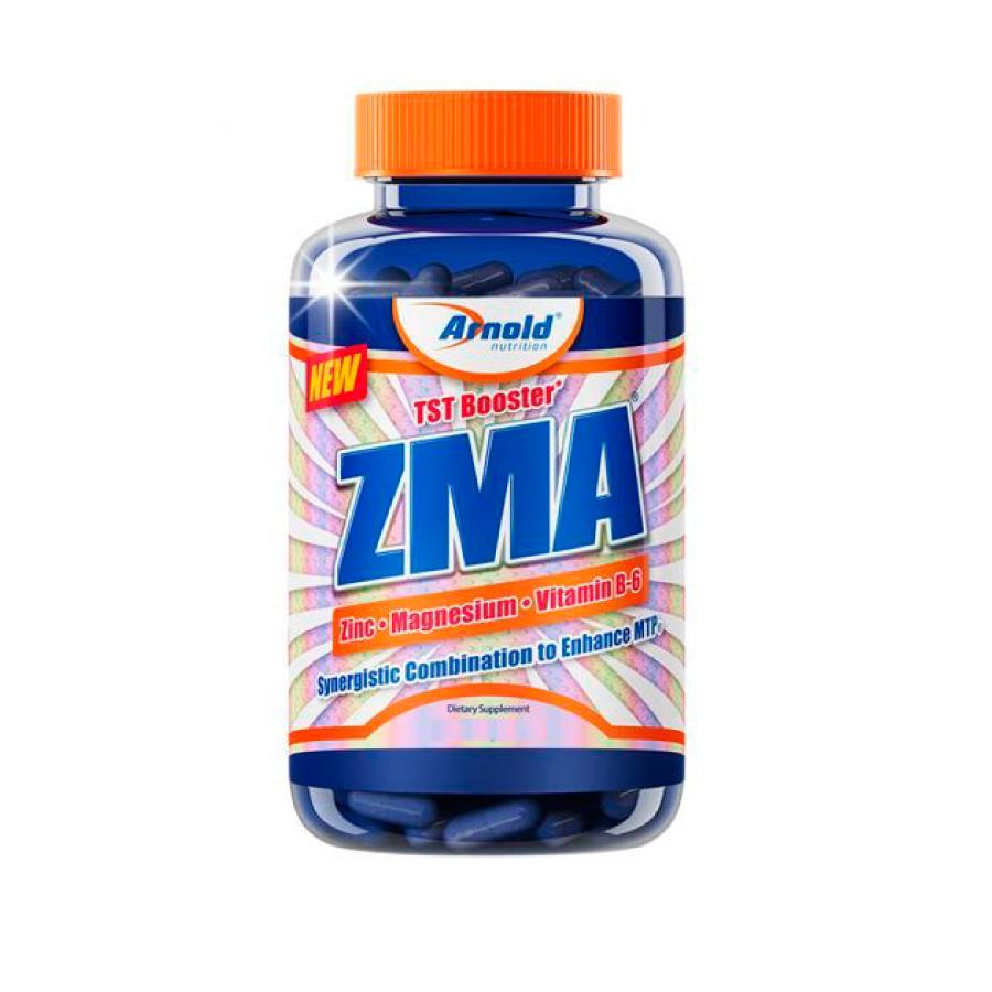 ZMA 60 cápsulas - Arnold Nutrition