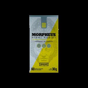 Morpheus Night Assist 60 cápsulas Iridium Labs