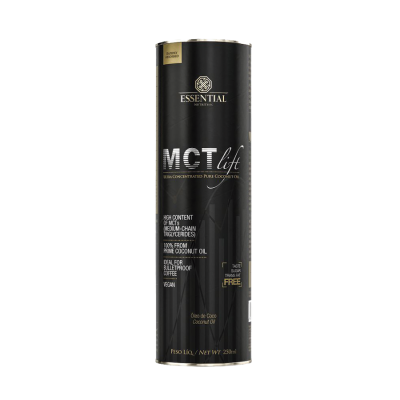 Mct Lift Essential Nutrition