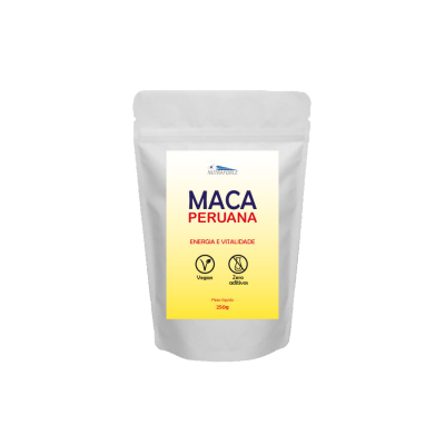 Maca Peruana 250g Nutraforce
